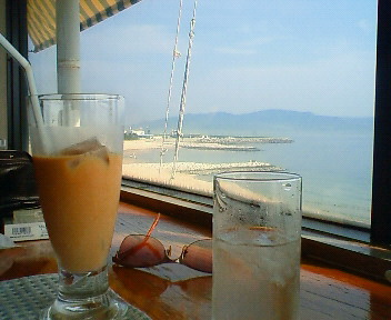 とあるカフェ